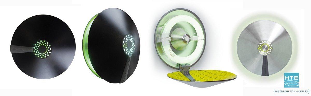 Destructeurs Électriques d'Insectes Volants (DEIV)